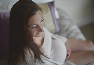 Studio Maternity Photography Session Cheshire